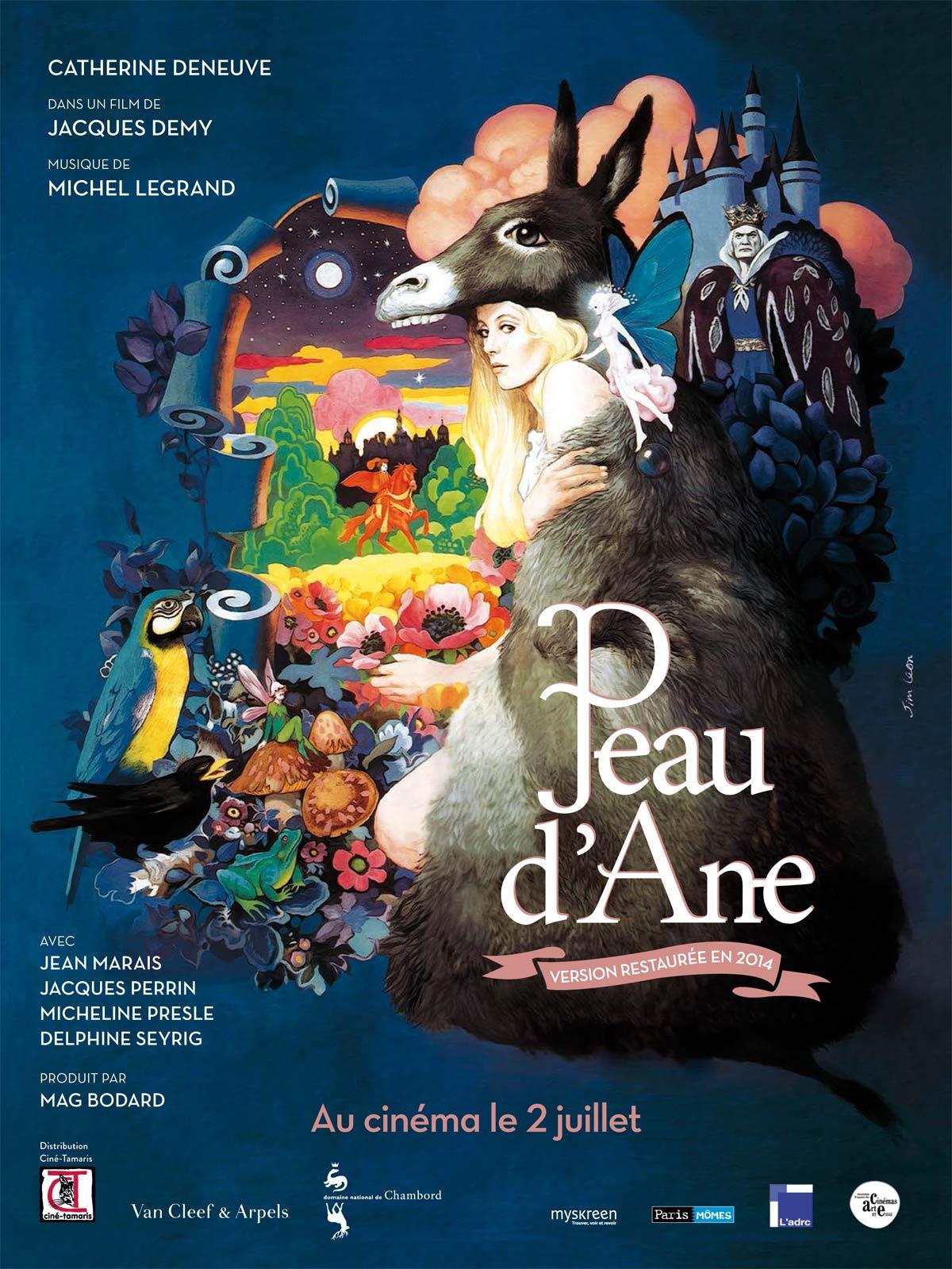 Achat Peau d'âne en Blu Ray - AlloCiné