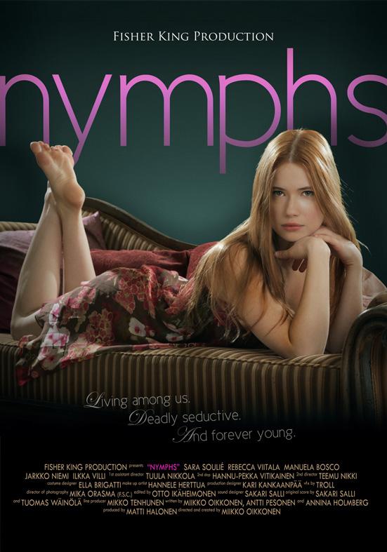 Affiche de la série Nymphs