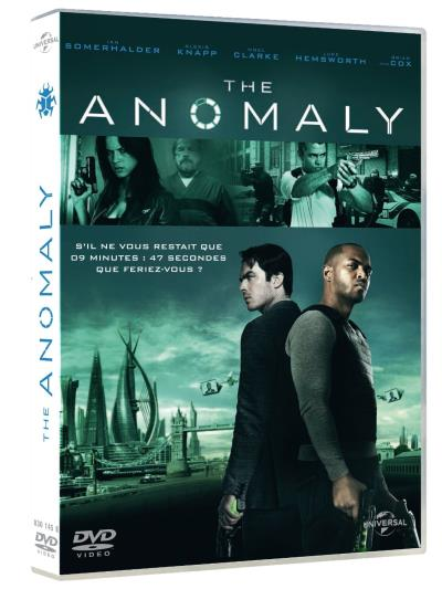 Télécharger The Anomaly TUREFRENCH Gratuit