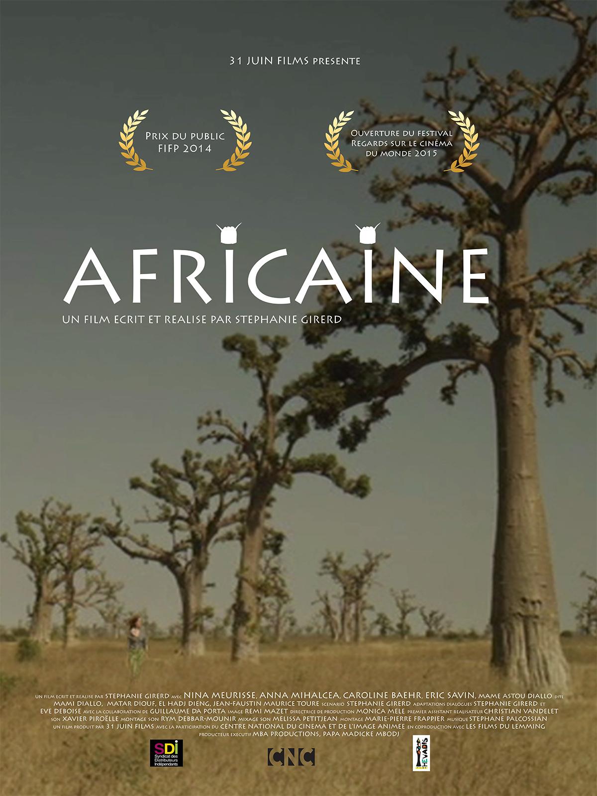 Africaine en Streaming