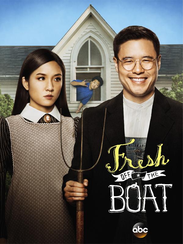 Affiche de la série Fresh Off The Boat