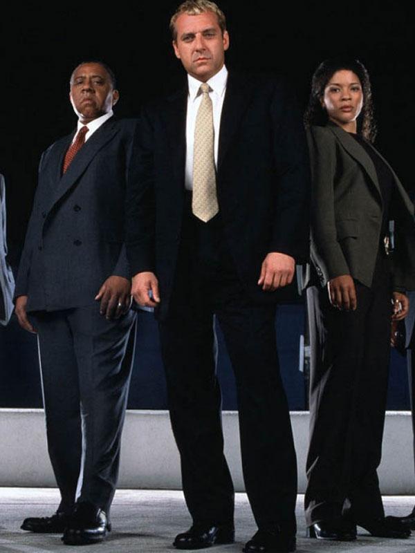 Affiche de la série Robbery Homicide Division