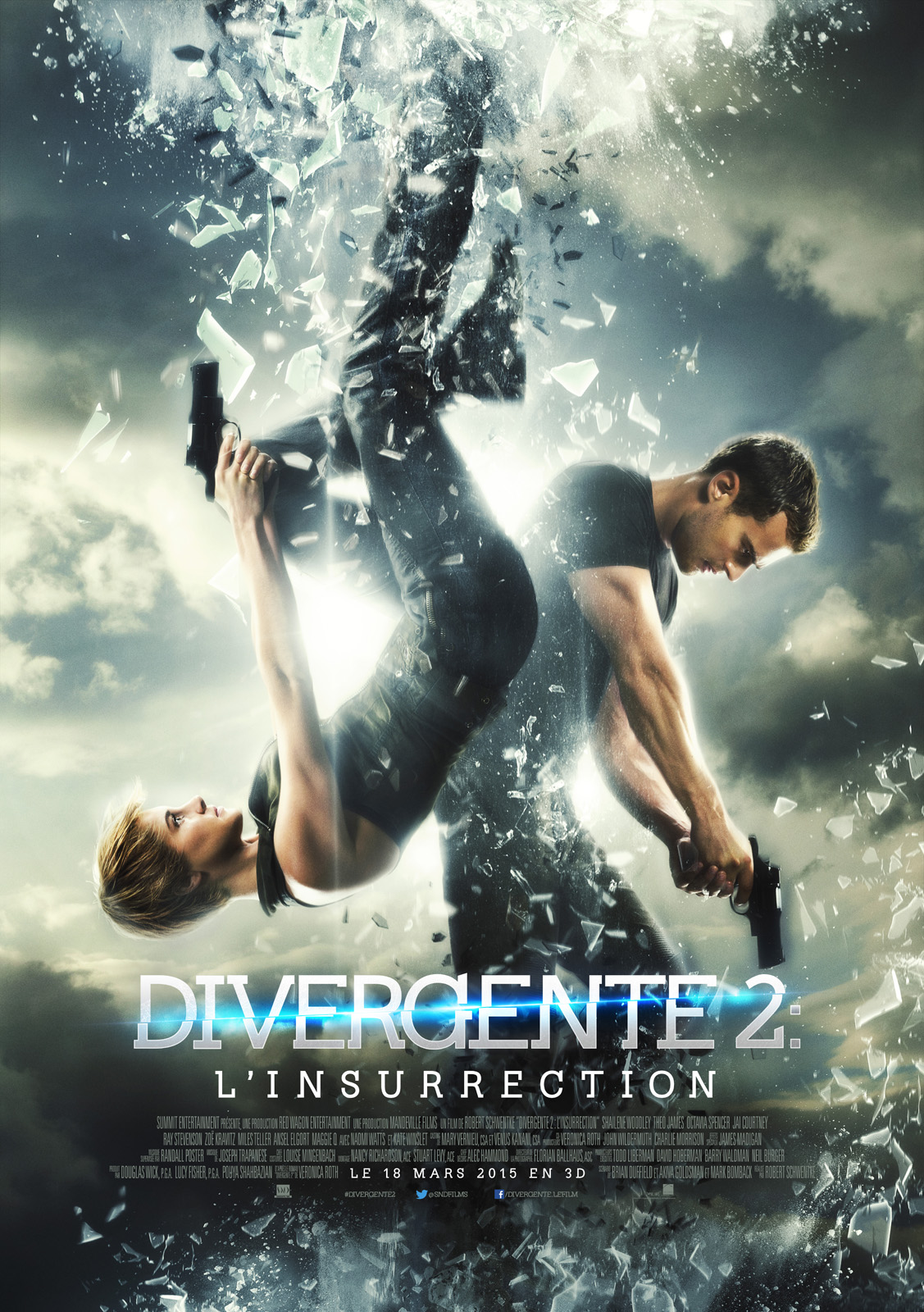 Divergente 2 : l insurrection