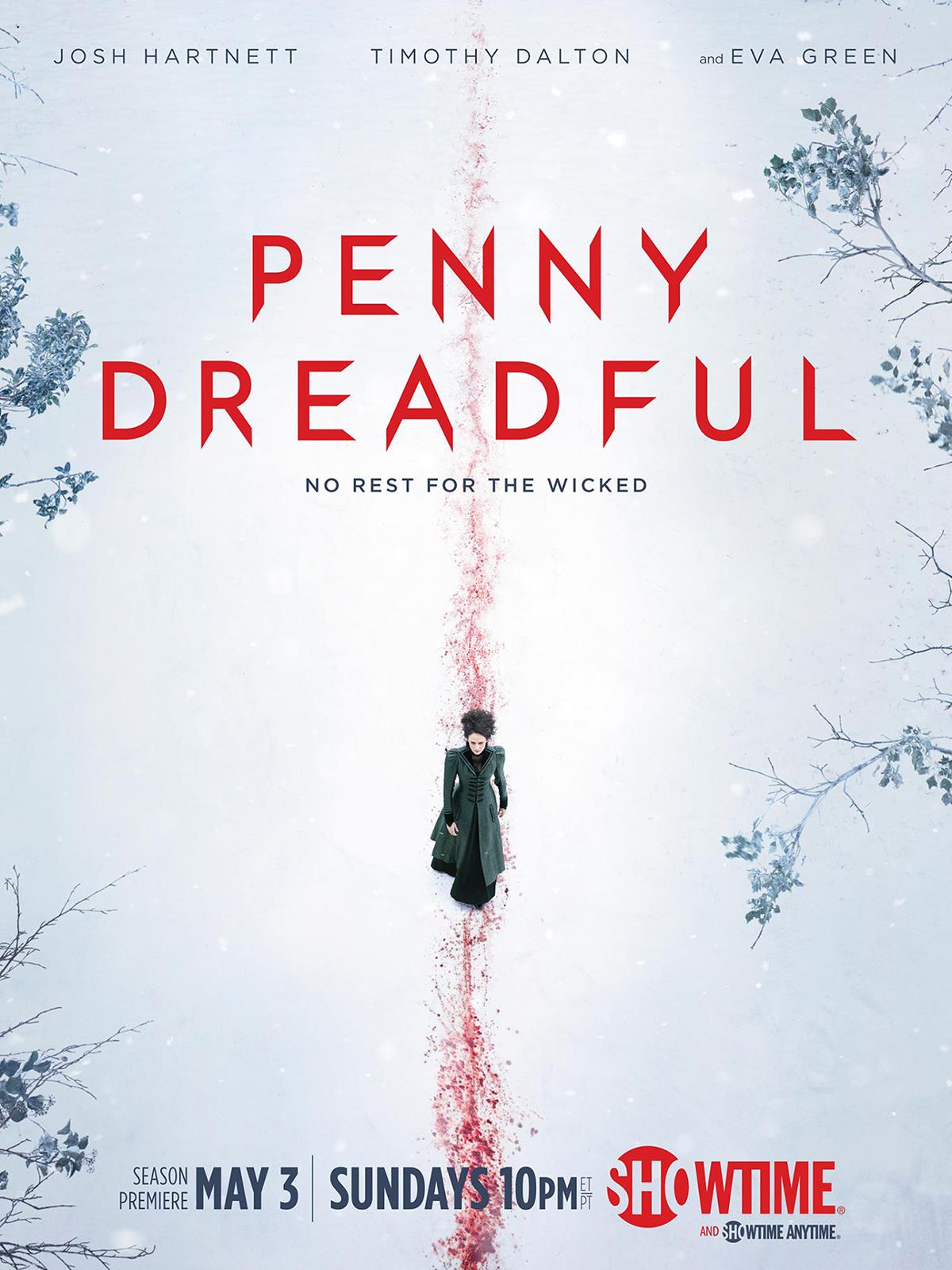 Penny Dreadful Saison 2 - AlloCiné