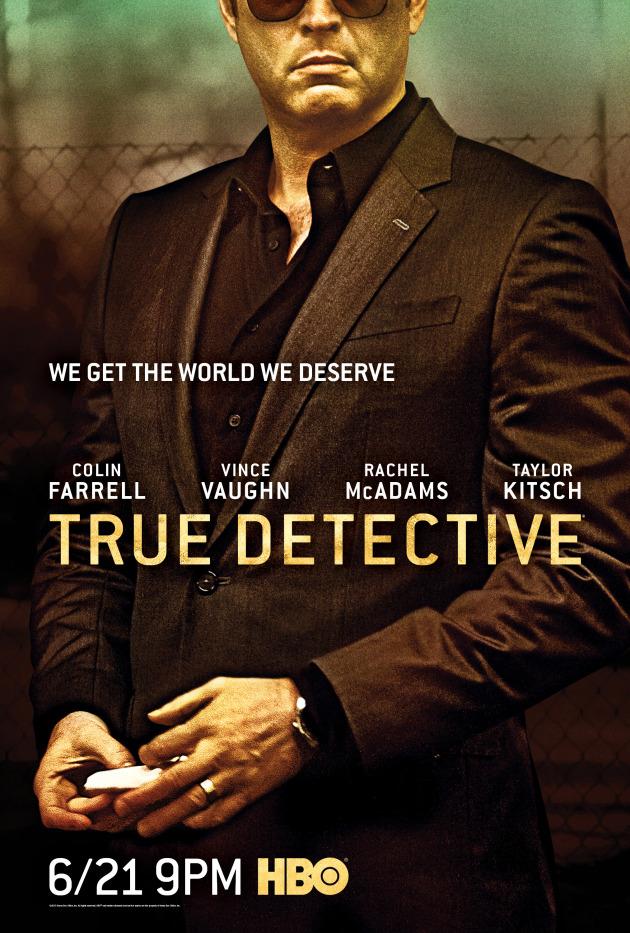 Affiche de la série True Detective