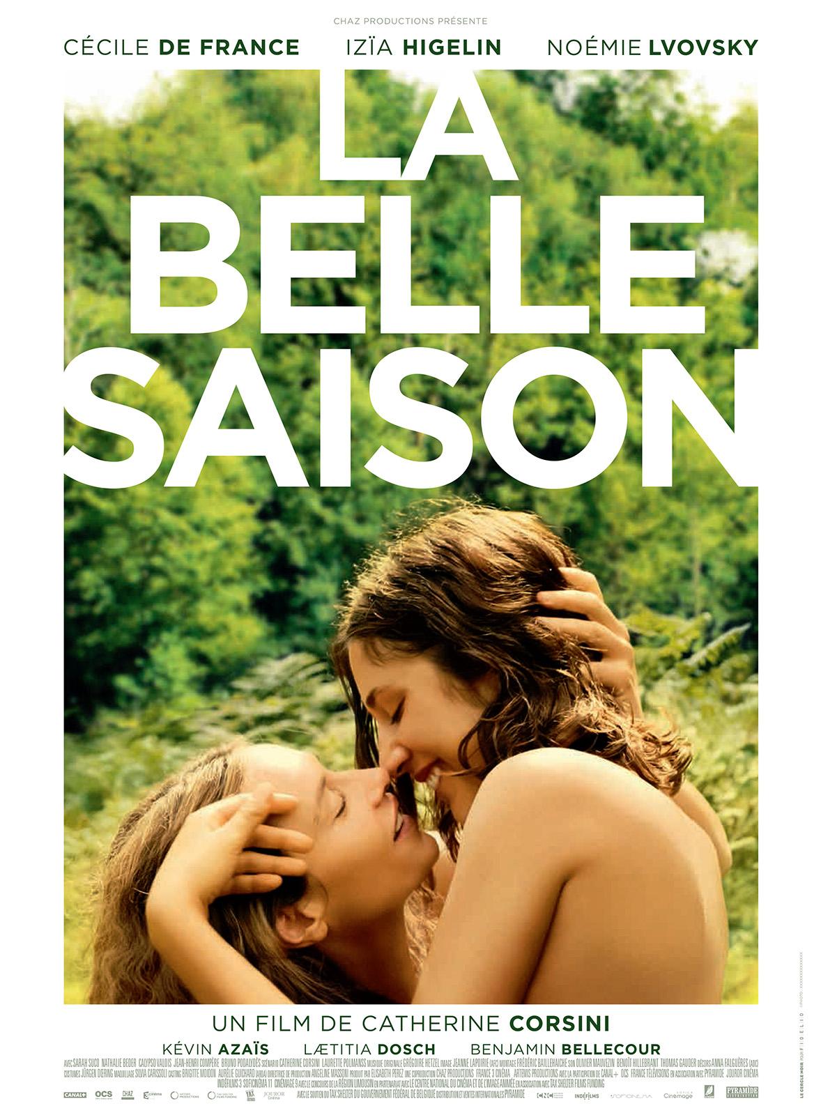 [好雷] 激情夏戀 La Belle Saison (2015 法國片)