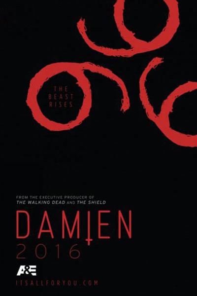 Affiche de la série Damien