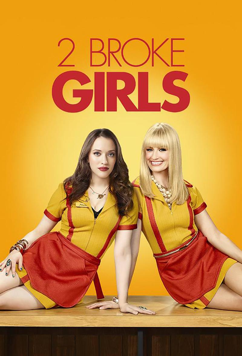 Caroline et Max - 2 Broke Girls, entre business et amitié