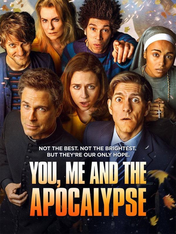 Affiche de la série You, Me and The Apocalypse