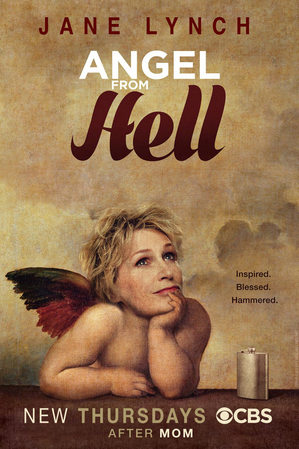 Affiche de la série Angel From Hell