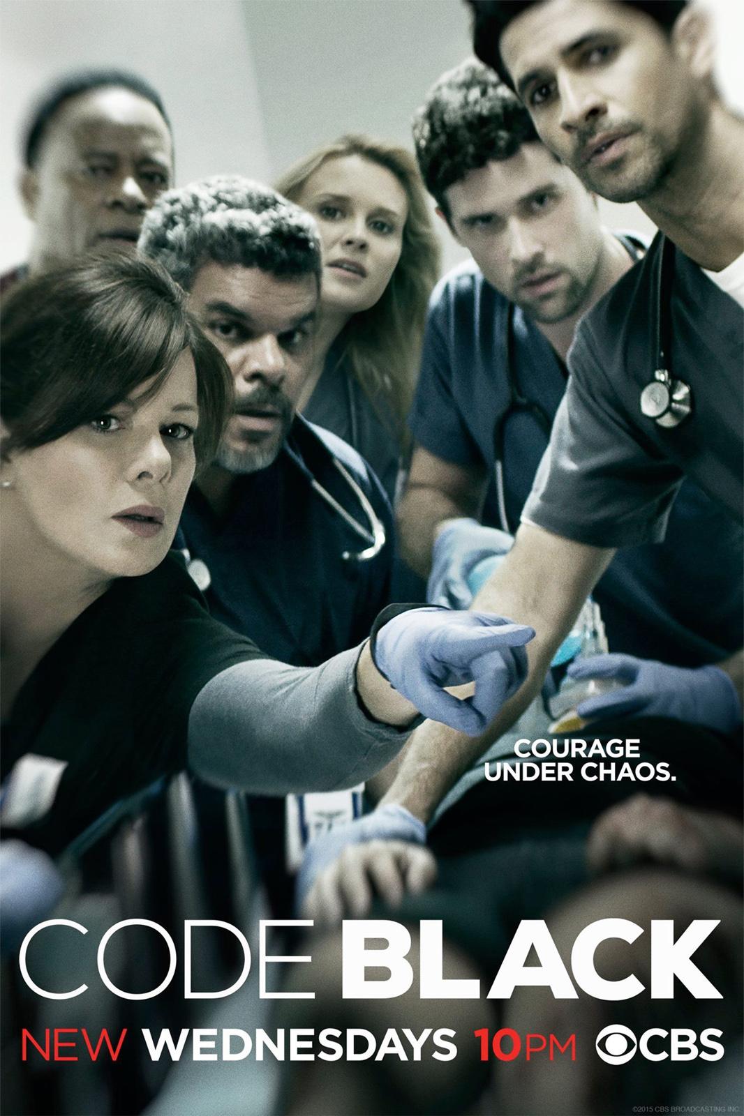 Code Black - Saison 3
