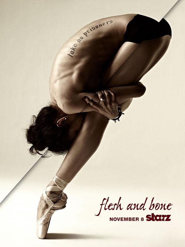Affiche de la série Flesh and Bone