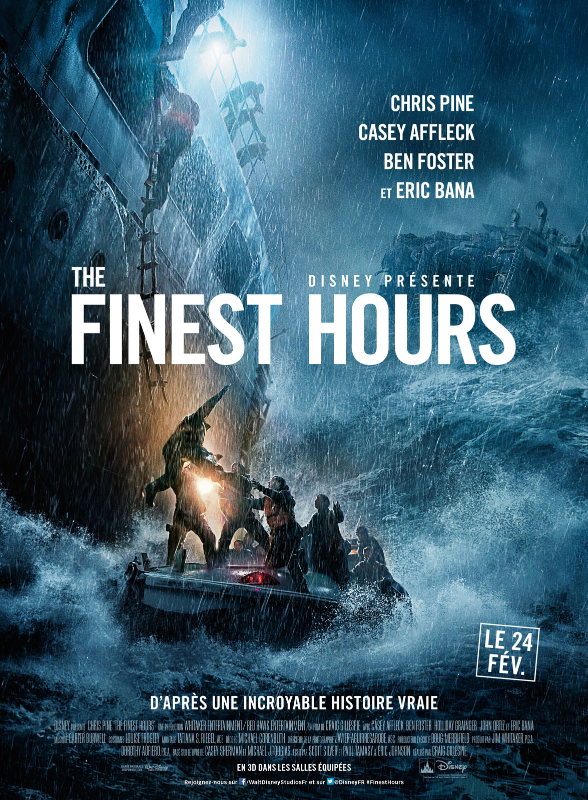 The Finest Hours ddl