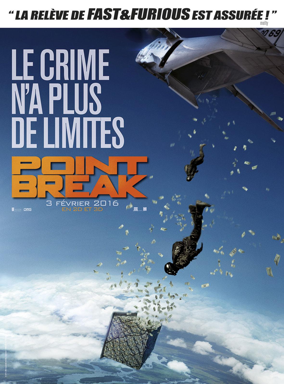 Point Break ddl