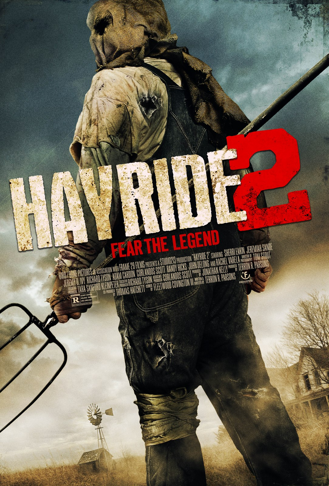 Télécharger Hayride 2 HD VF