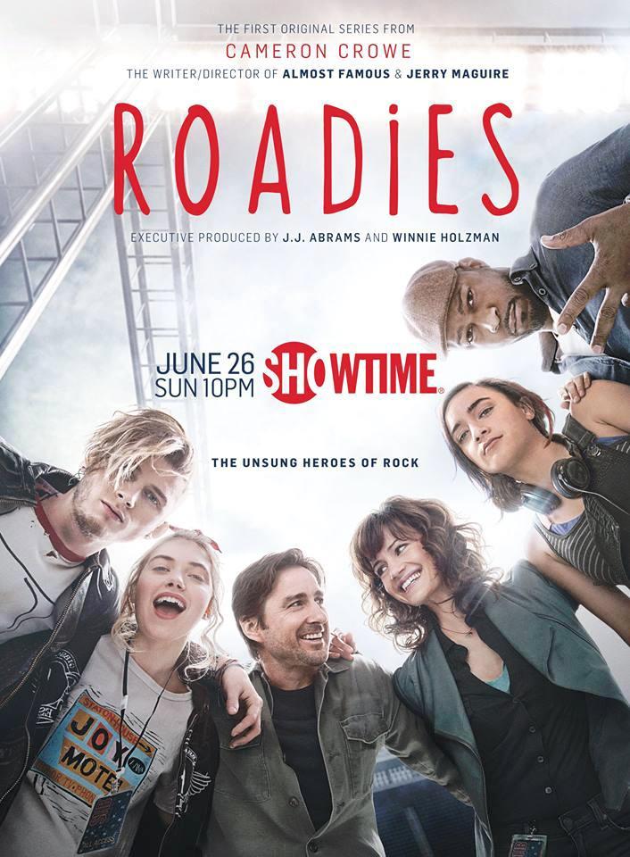 Affiche de la série Roadies