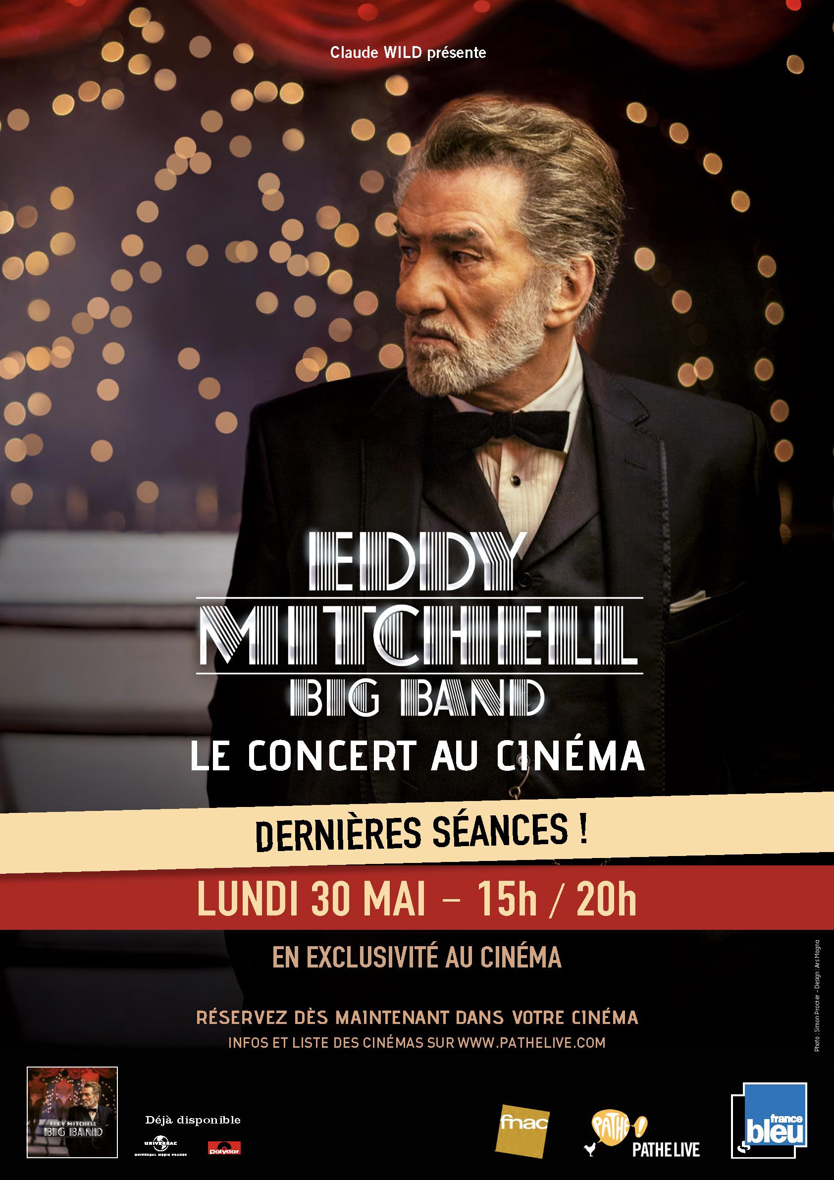 Télécharger Eddy Mitchell – Big Band   En direct au cinéma