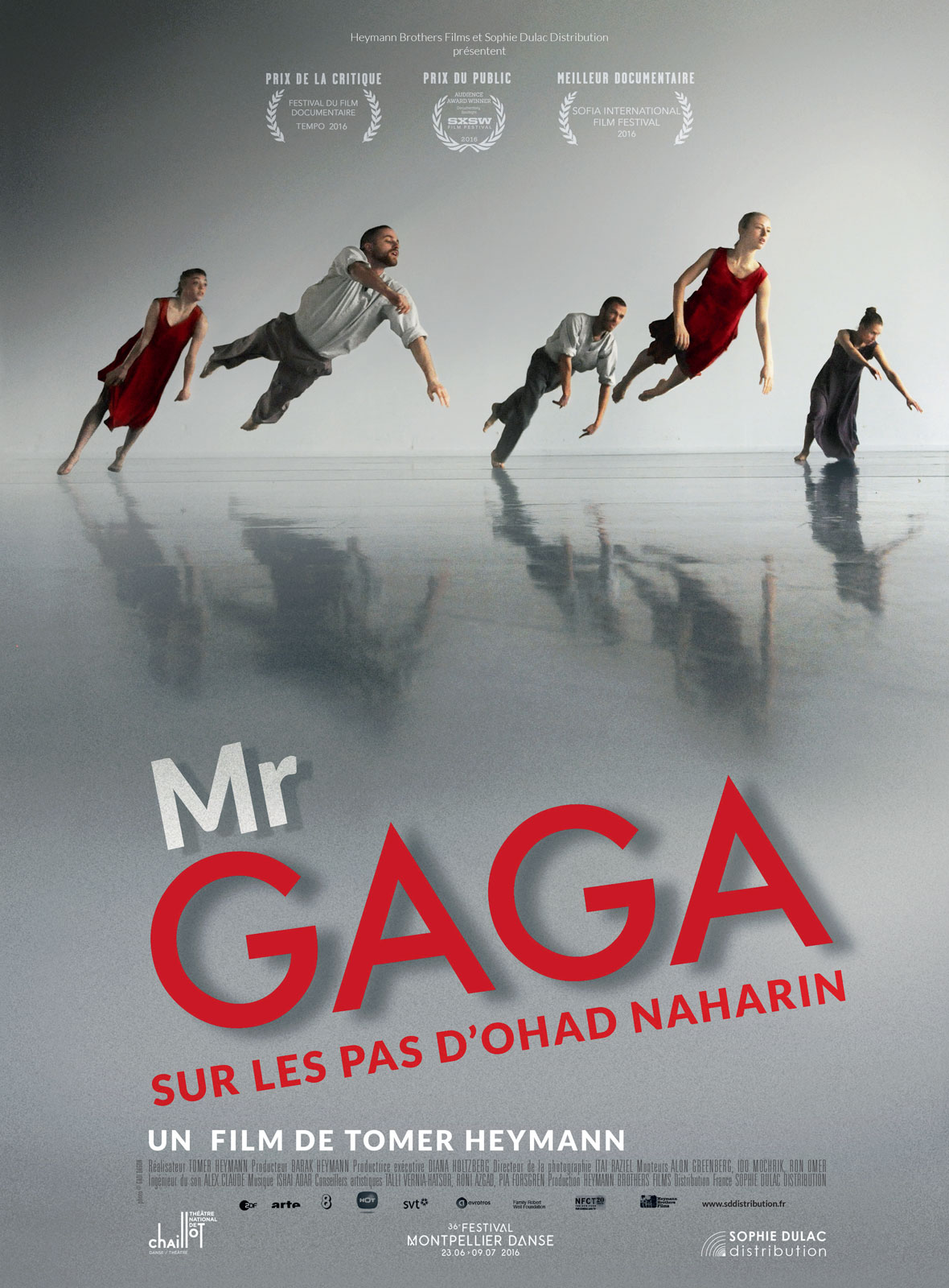 Mr Gaga Film