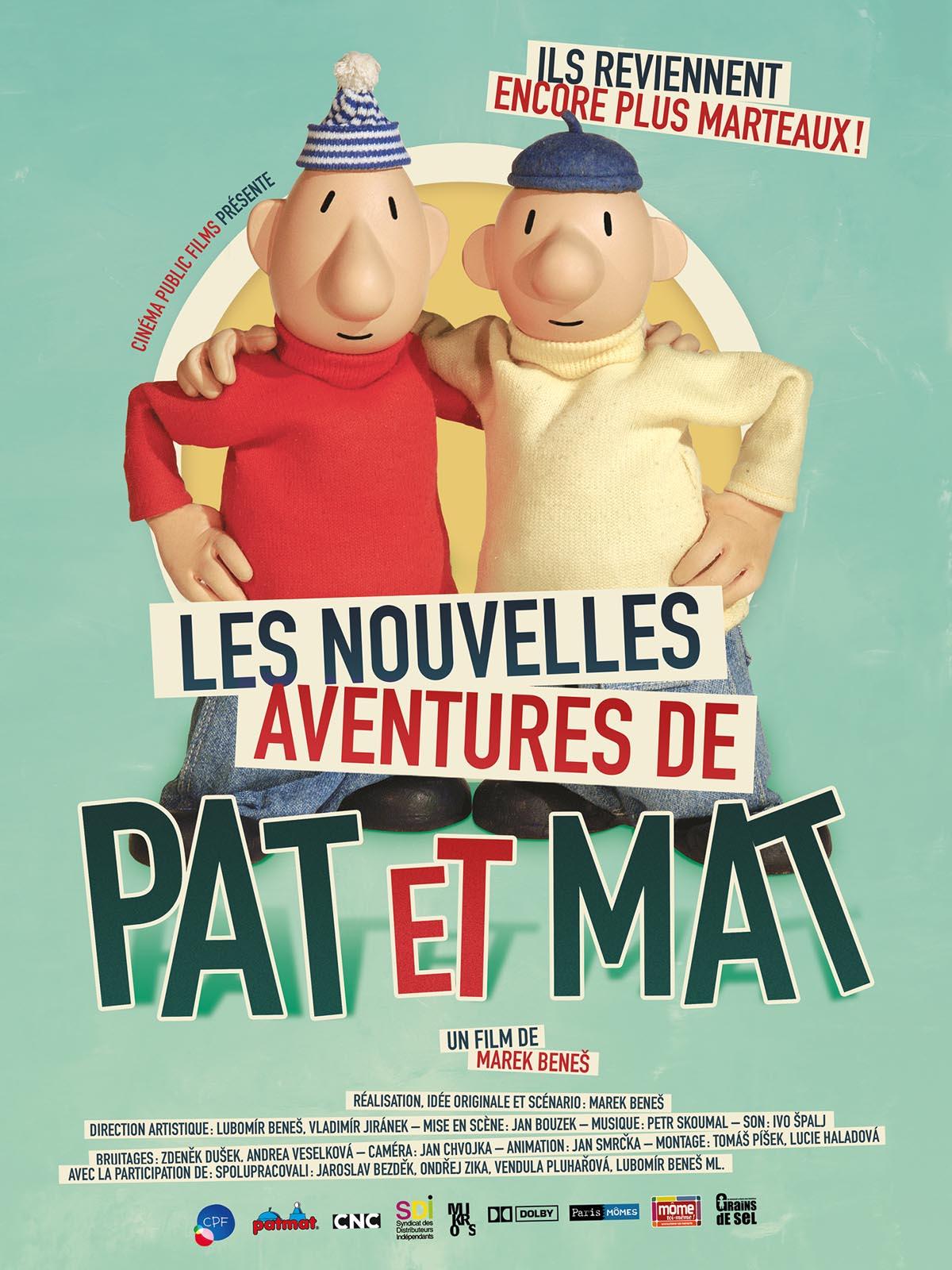 Télécharger Les Nouvelles aventures de Pat et Mat Gratuit HD
