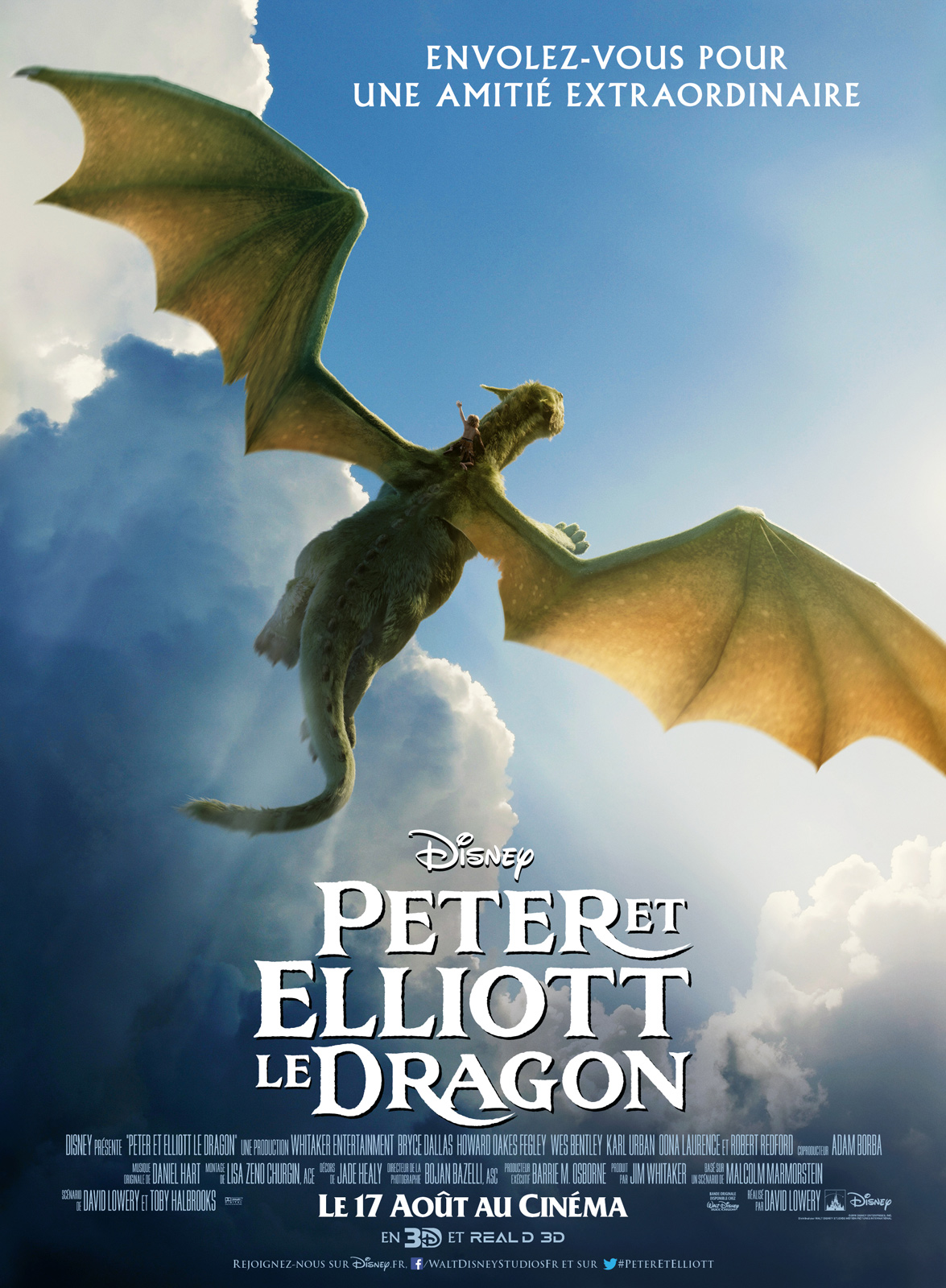 Peter et Elliott le dragon ddl