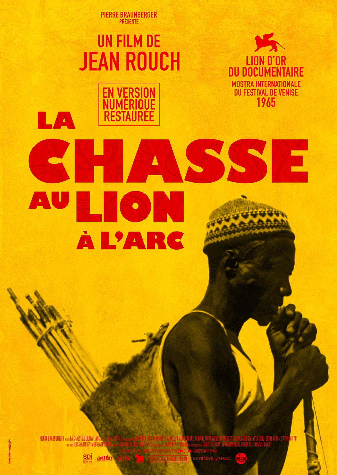 La Chasse au Lion à l'arc - film 1965 - AlloCiné