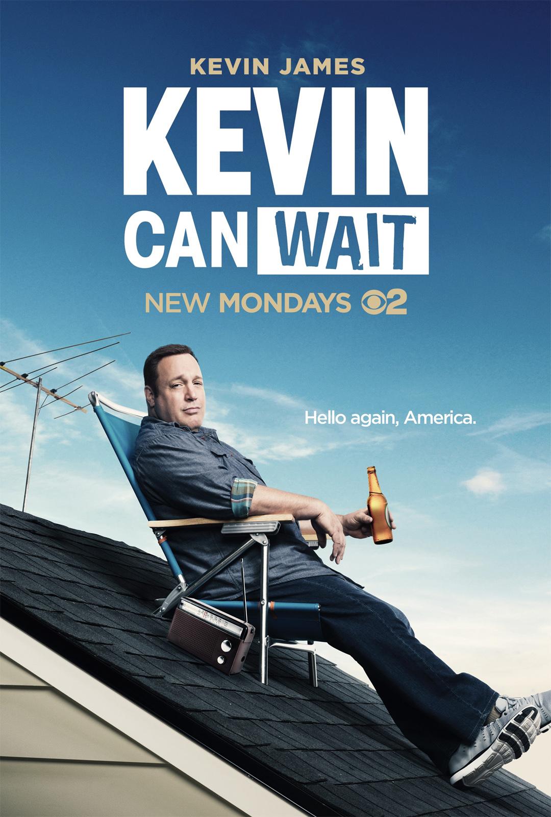 Affiche de la série Kevin Can Wait