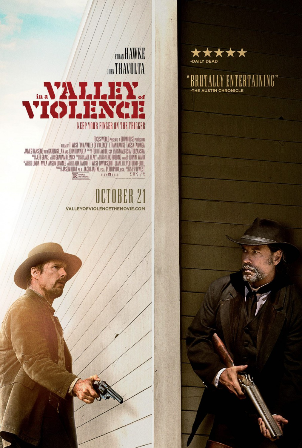 In a Valley of Violence ddl