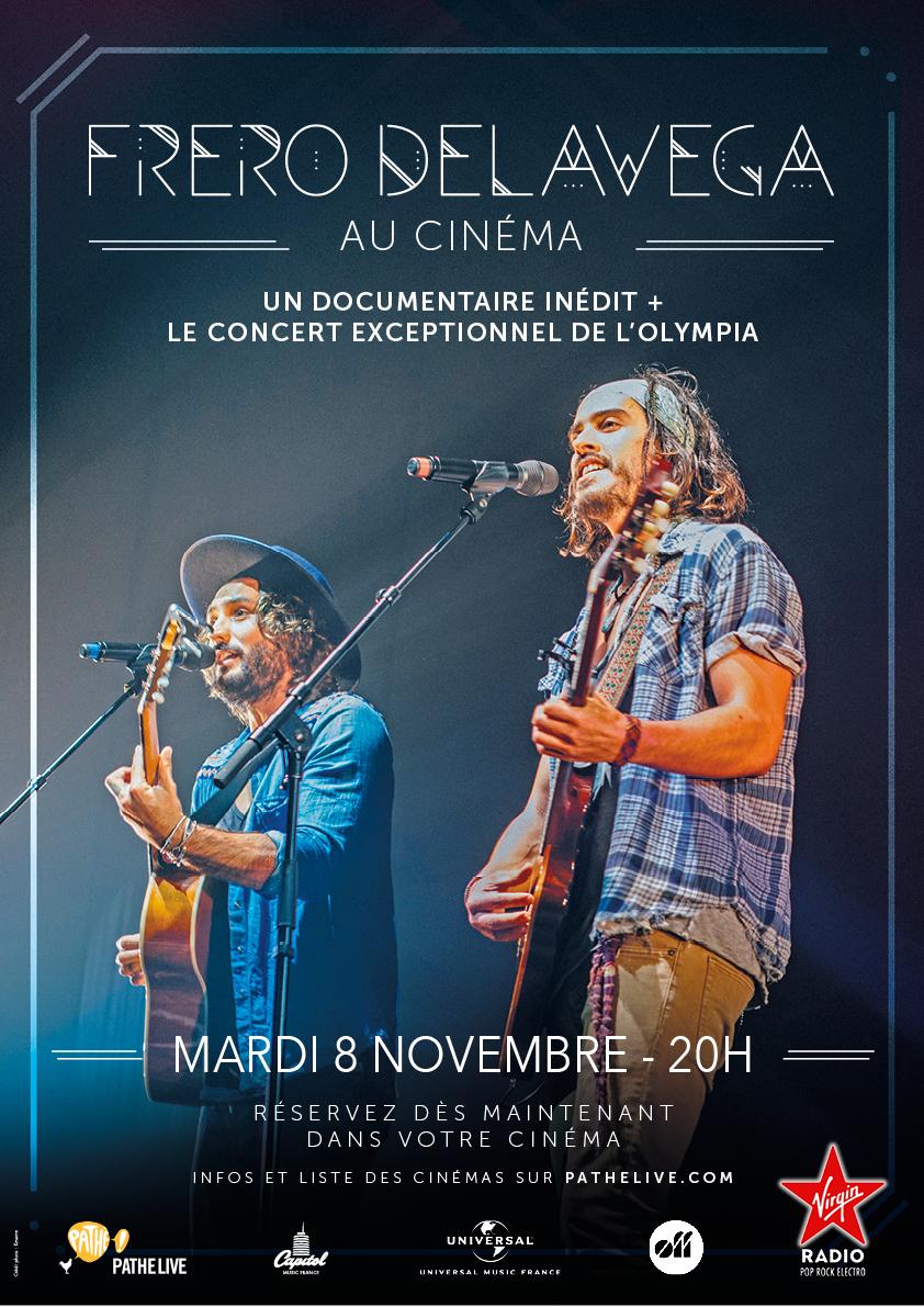 Télécharger Fréro Delavega au cinéma (Pathé Live) HD VF
