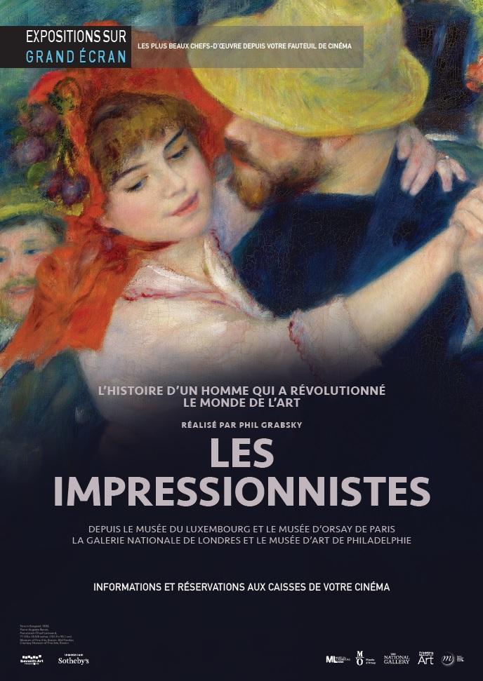 Les Impressionnistes en Streaming