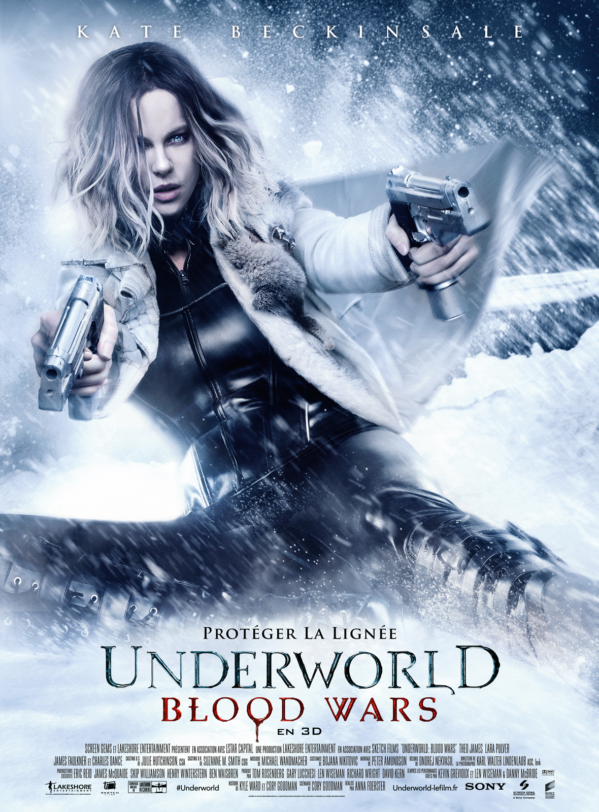 Télécharger Underworld - Blood Wars DVDRIP VF