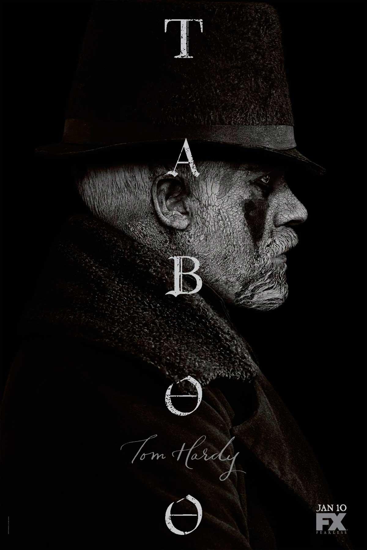 Affiche de la série Taboo