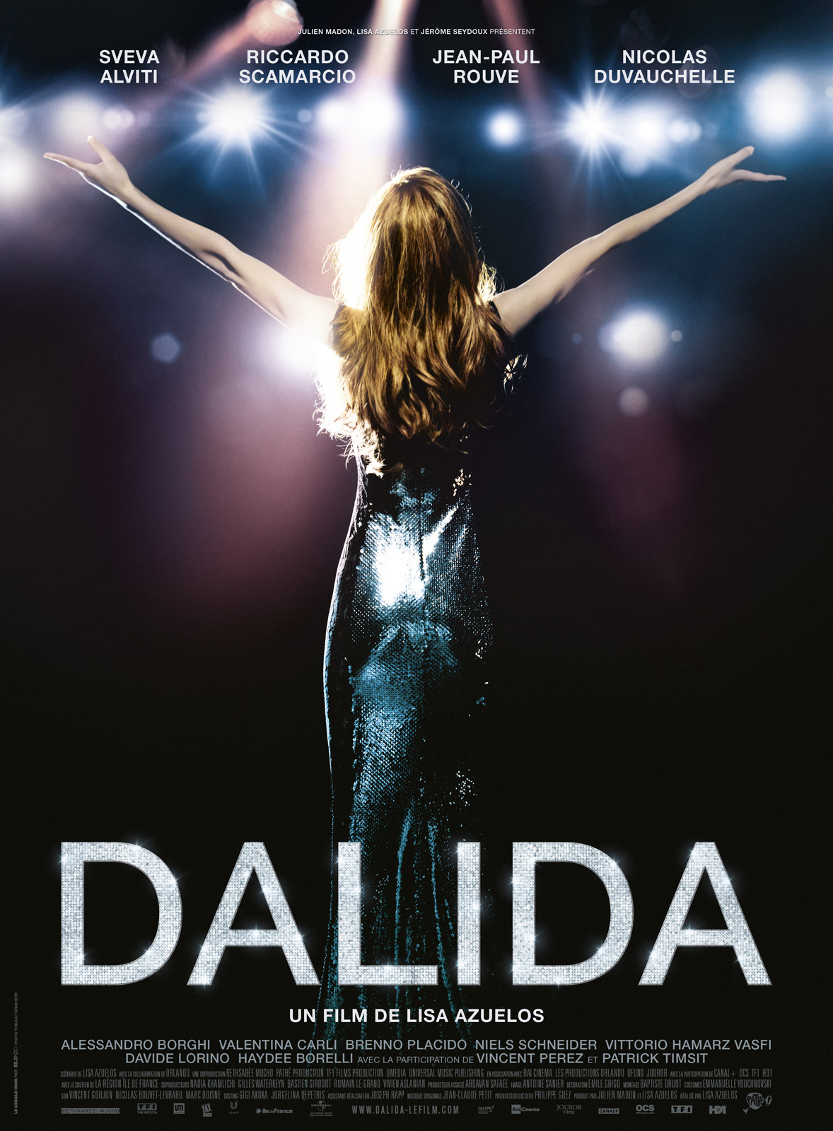 Dalida - film 2016 - AlloCiné