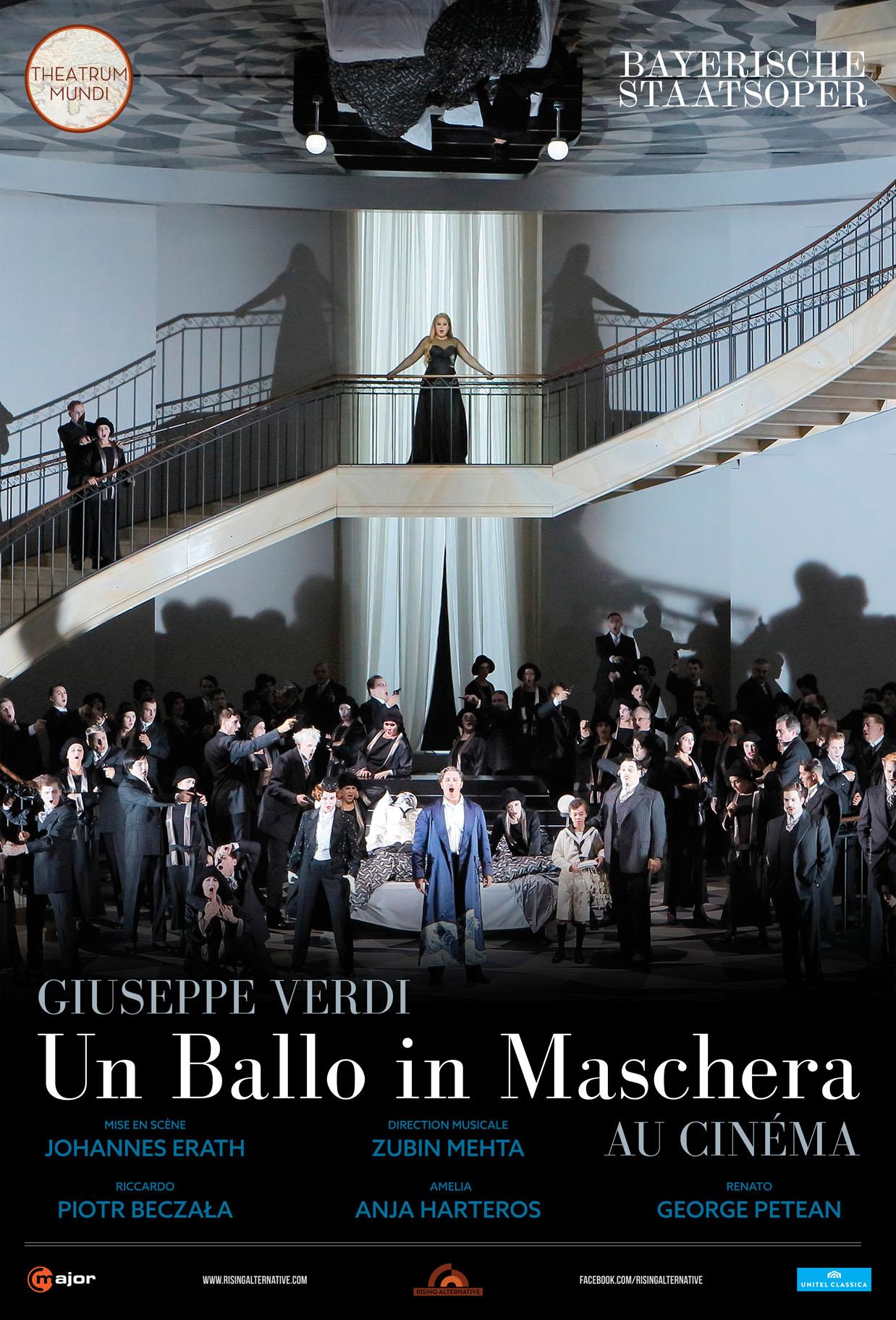 Télécharger Un Ballo in maschera (Rising Alternative) Gratuit DVDRIP