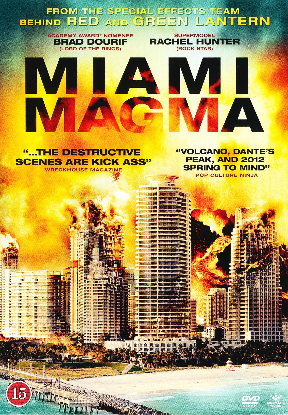 Affiche du film Miami Magma - Photo 2 sur 7 - AlloCiné