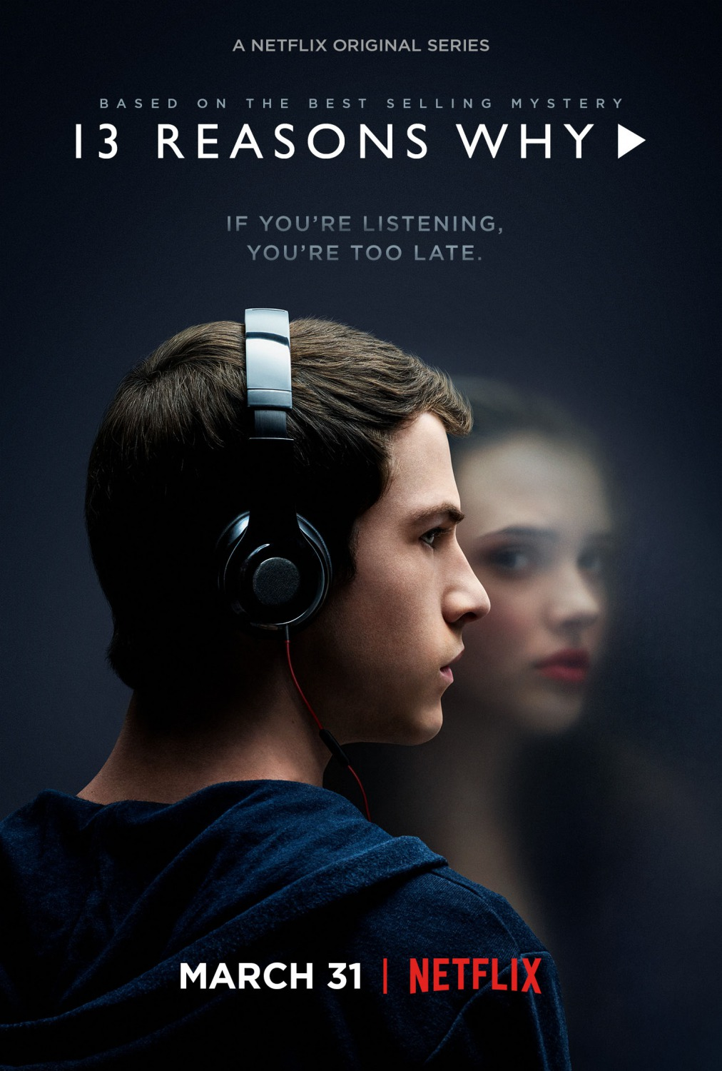 Affiche de la série 13 Reasons Why