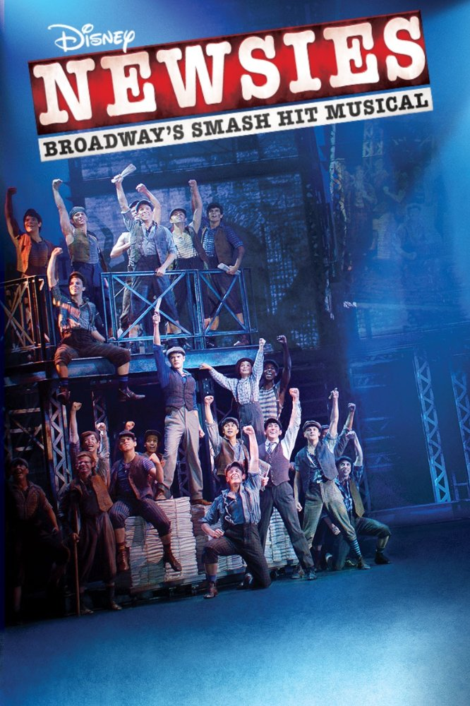 Télécharger Disney's Newsies the Broadway Musical HD VF Uploaded