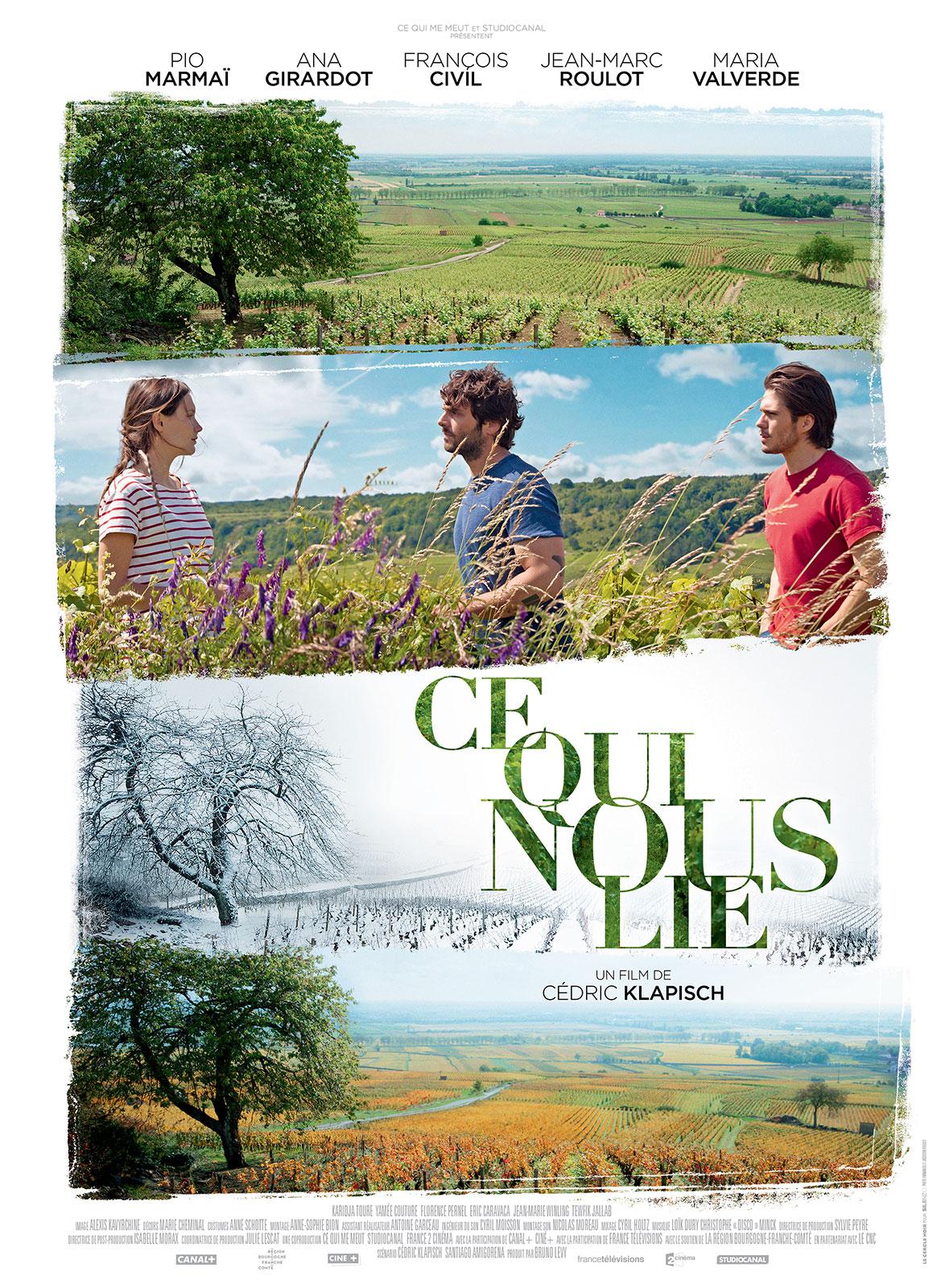 Achat Ce Qui Nous Lie en DVD - AlloCiné