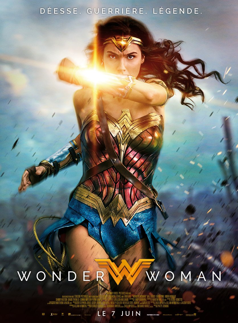 Achat Wonder Woman en DVD - AlloCiné