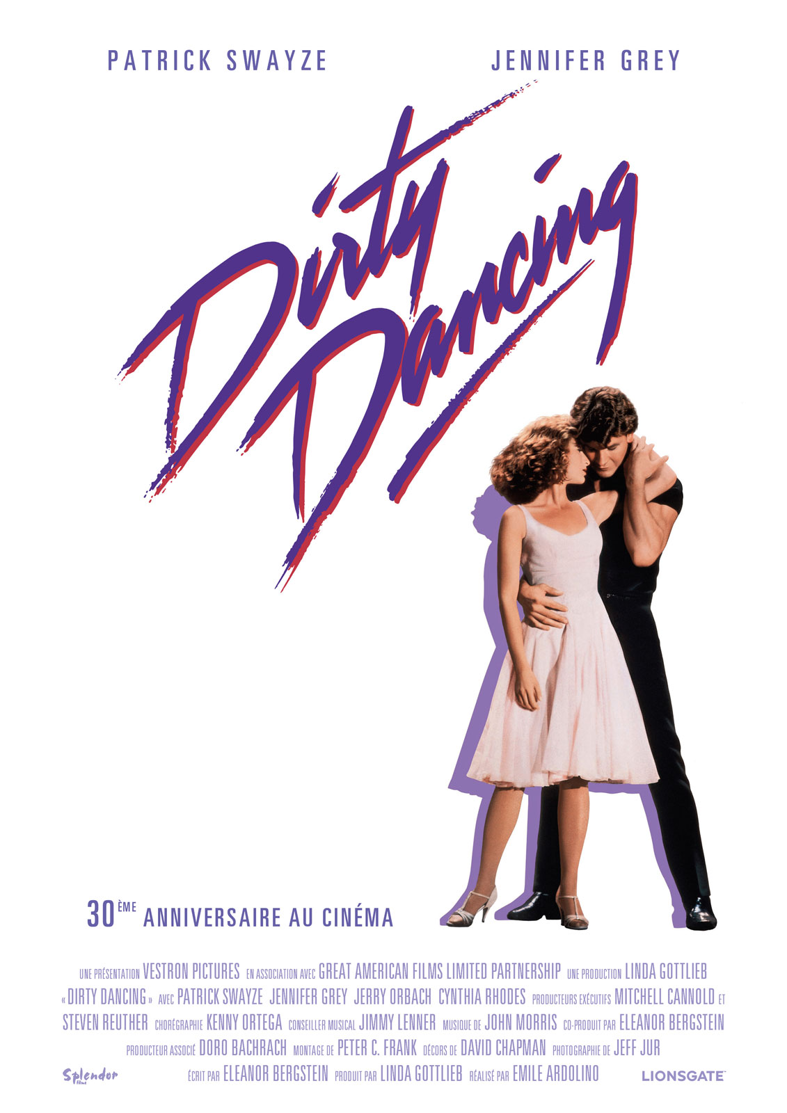 Dirty Dancing, un amour de jeunesse d'été