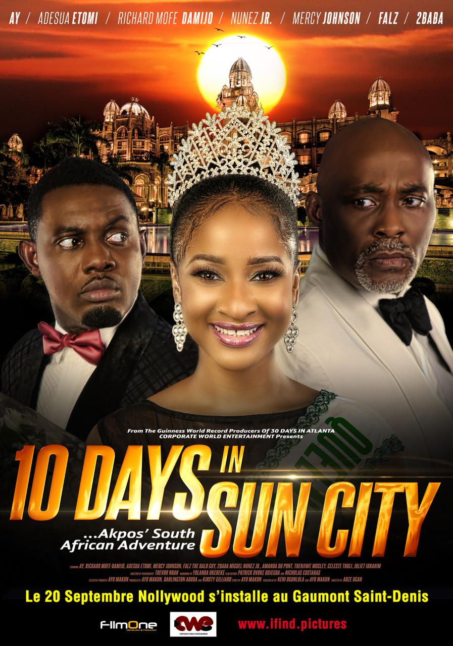 Télécharger 10 jours à Sun City Gratuit DVDRIP