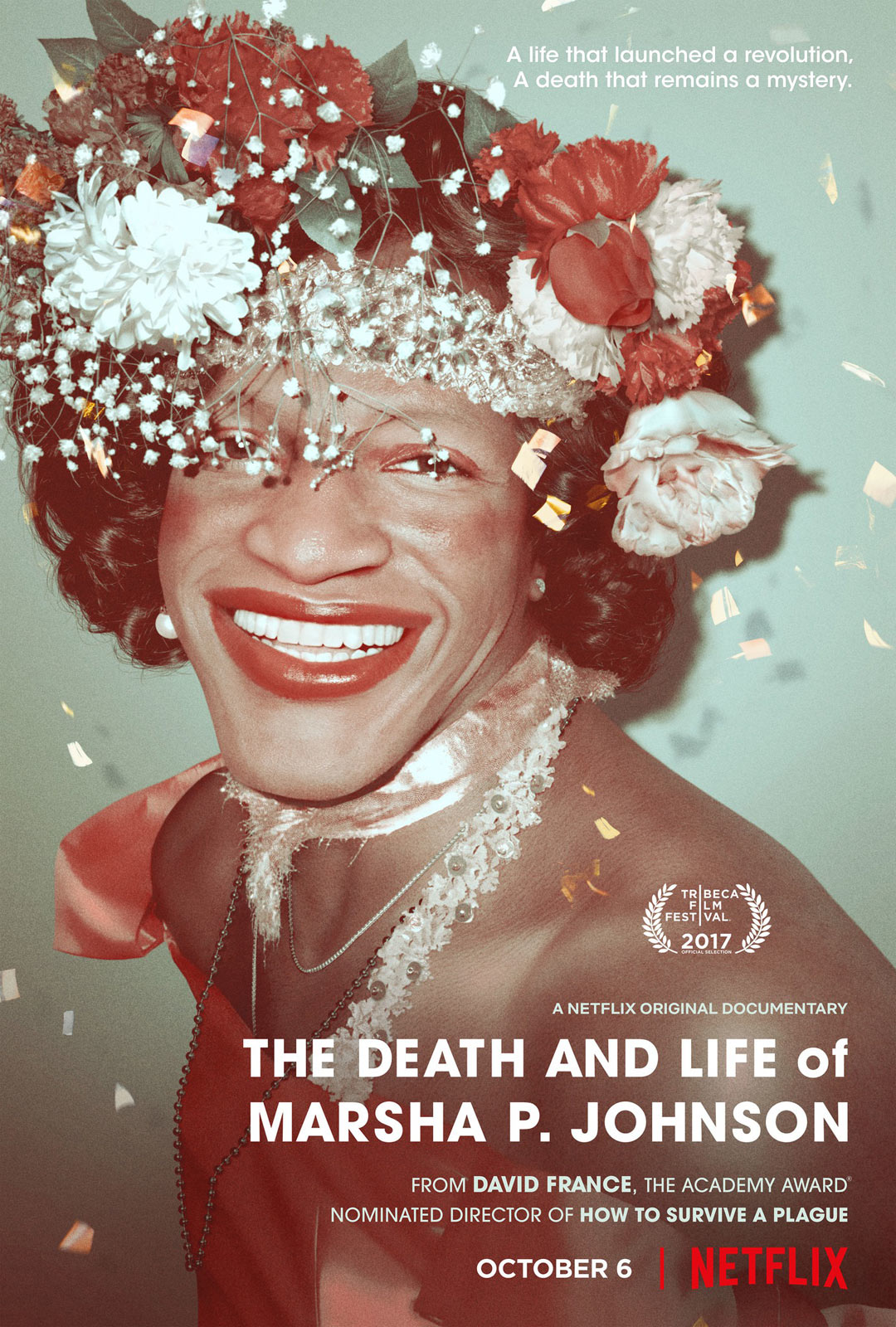 The Death and Life of Marsha P. Johnson - film 2017 - AlloCiné