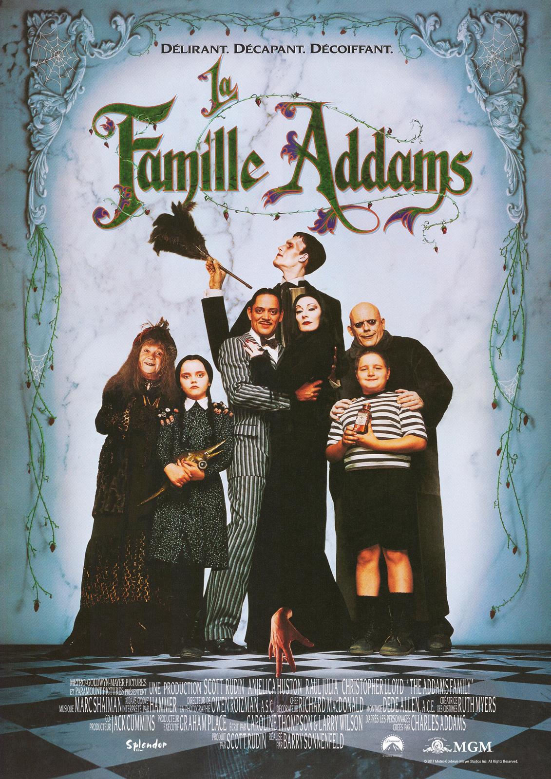 La Famille Addams en Streaming