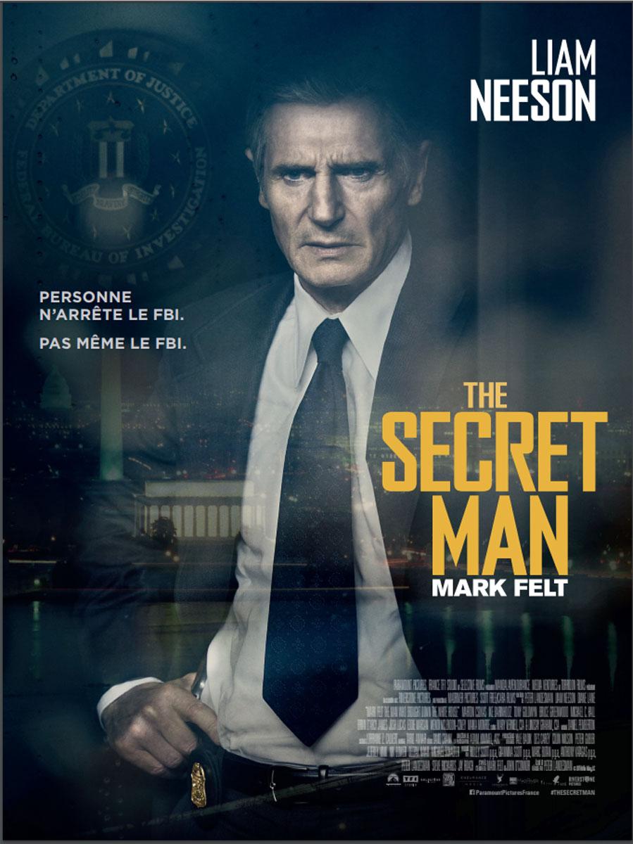 The Secret Man – Mark Felt en Streaming