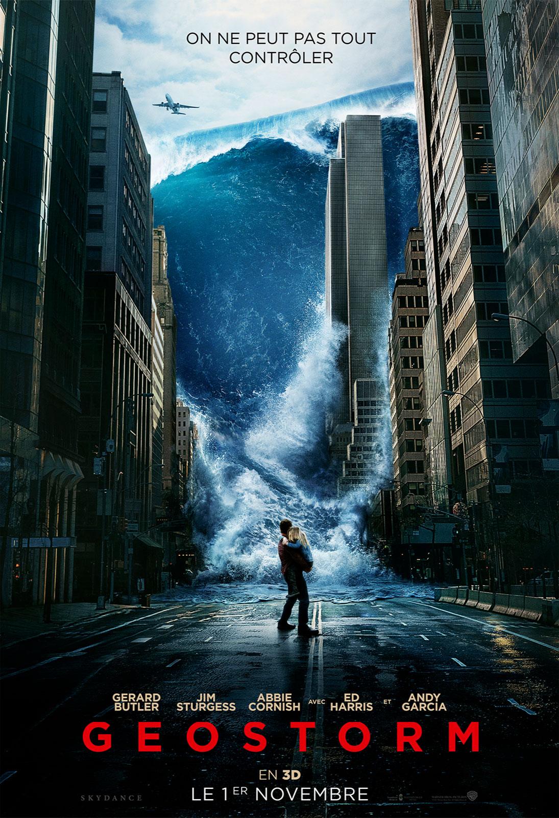 Geostorm - film 2017 - AlloCiné
