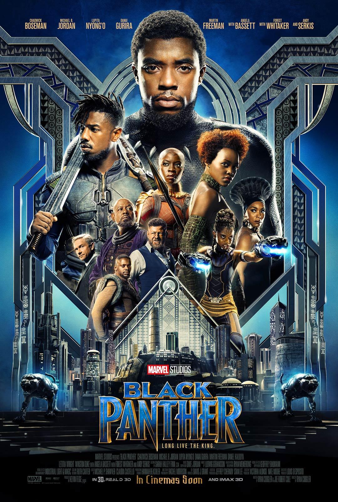 """Résultat de recherche d'images pour """"Black Panther affiche"""""""