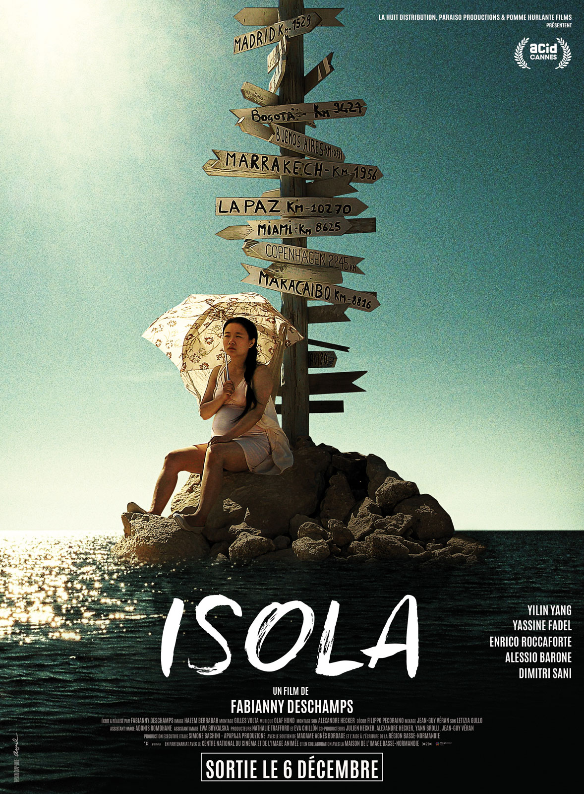 Isola: Film Review | Hollywood Reporter