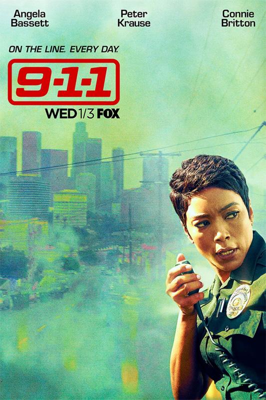 Affiche de la série 9-1-1