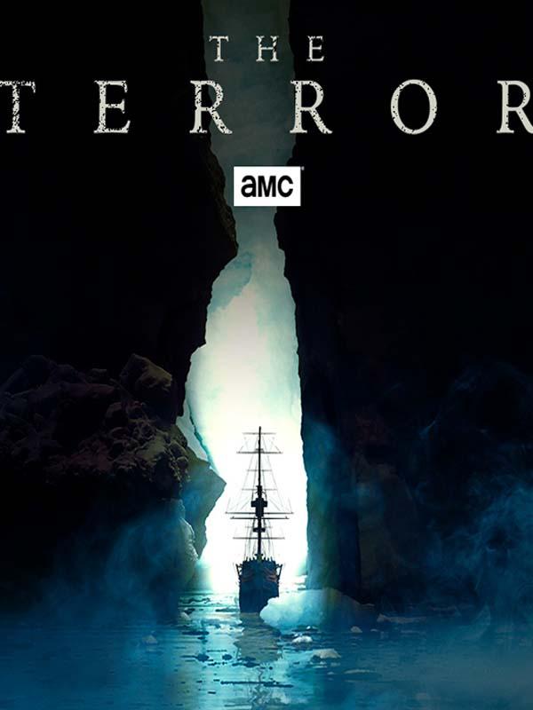 Affiche de la série The Terror