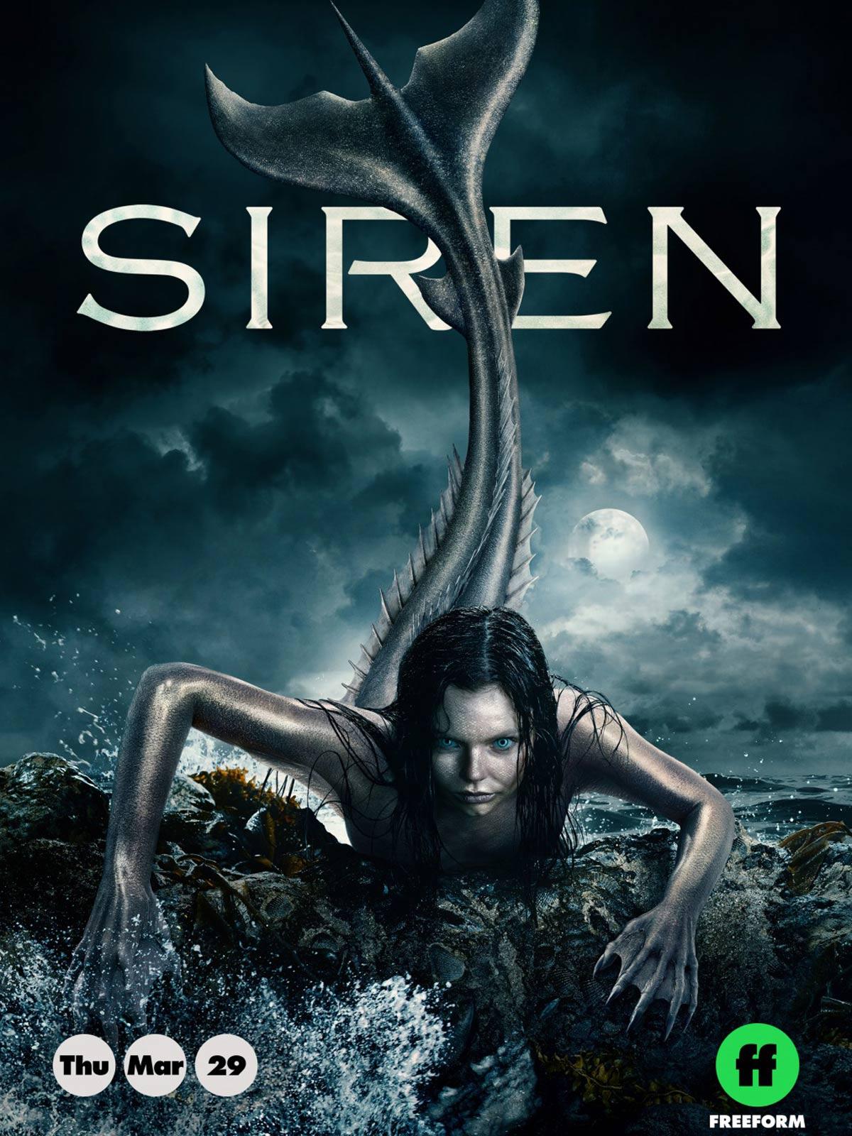 Affiche de la série Siren
