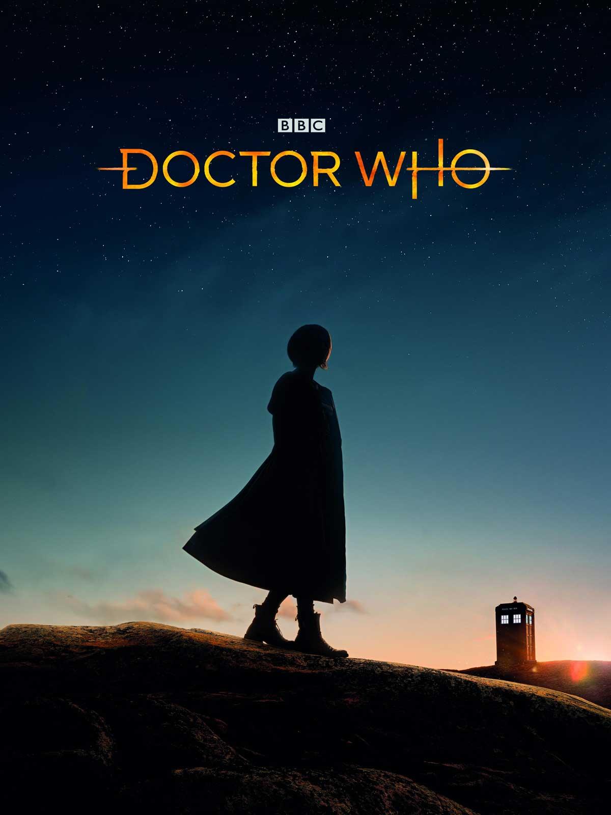 Affiche de la série Doctor Who (2005)